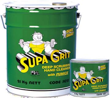 Super Grit Hand Cleaner