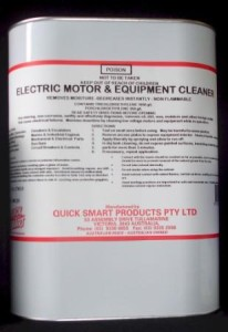 ElectricMotorCleaner