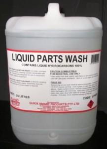 LiquidPartsWash