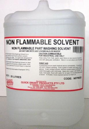Parts Washer Solvents – Flammable & Non-Flammable | Quick