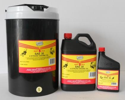SAE 30 Four Stroke Oil