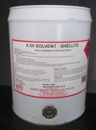 X55-Shellite