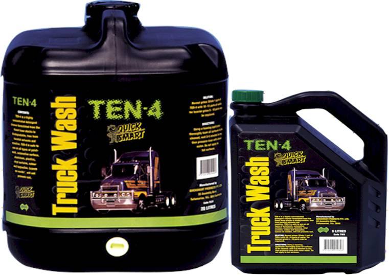 Ten 4 Truck Wash