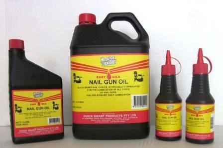 Nail Gun Oil